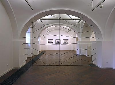 OPENCLOSED SPACE, Vasarely Museum